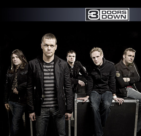 3 Doors Down - Music Event London